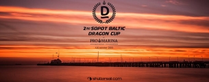 Yachts & Yachting Team 3. w Sopot Baltic Dragon Cup!