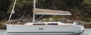 DUFOUR - 335 GRAND LARGE - wideo test Sola Vela TV